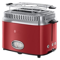Тостер Russell Hobbs 21680-56 (RETRO RIBBON RED)